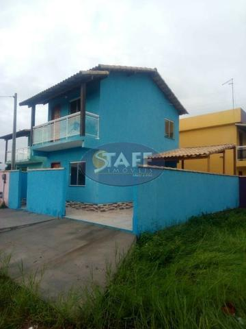 OLV-Casa com 2 dormitórios à venda, 80 m² por R$ 105.000 - Unamar - Cabo Frio/RJ CA1186 - Foto 3