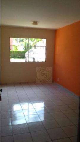 Apartamento residencial para locação, Jardim Santo André, Santo André.