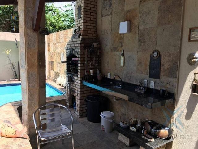 Casa com 3 dormitórios à venda, 240 m² por r$ 419.990 - edson queiroz - fortaleza/ce - Foto 4