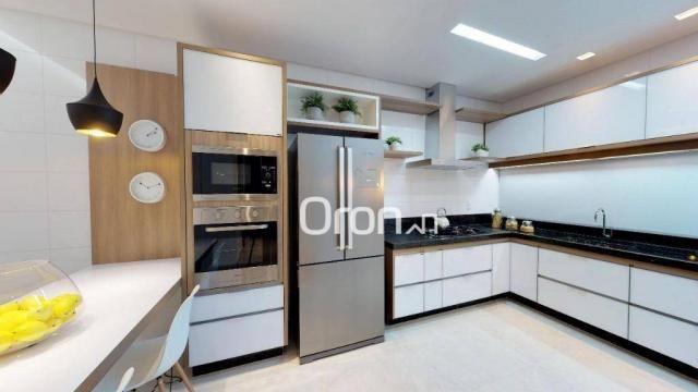 Casa com 4 dormitórios à venda, 201 m² por R$ 687.000,00 - Sítios Santa Luzia - Aparecida  - Foto 5