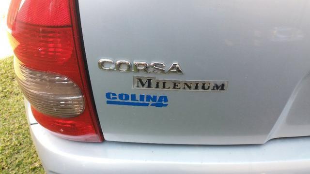 Corsa hatch millenium 2002 impecavel - Foto 7