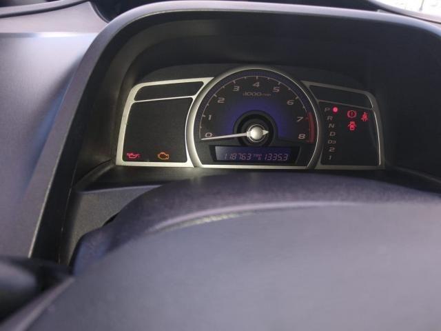 Honda Civic 2007 1.8 LXS 16V Gasolina 4P Automatico - Foto 6