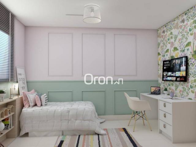 Cobertura com 4 dormitórios à venda, 318 m² por R$ 1.271.000,00 - Setor Bueno - Goiânia/GO - Foto 19