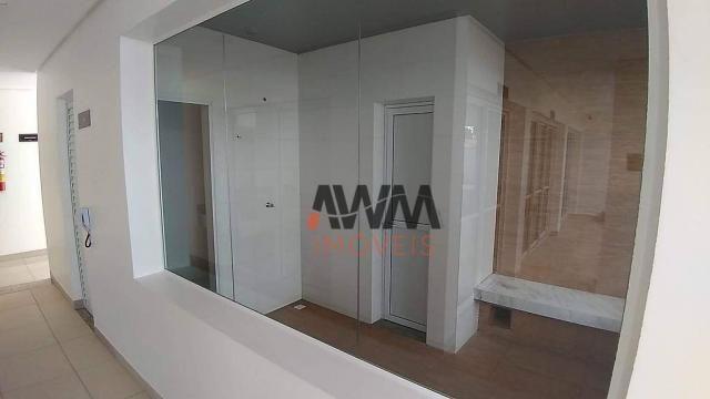 Apartamento com 1 dormitório para alugar, 42 m² por R$ 2.000,00/mês - Setor Oeste - Goiâni - Foto 6