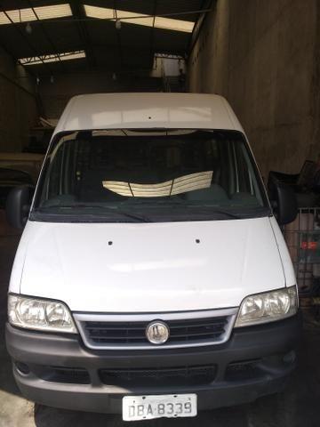 Fiat ducato minibus 16 lugares