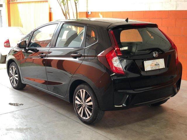 Honda Fit Ex 1.5 flex automatico 2015 - Foto 4