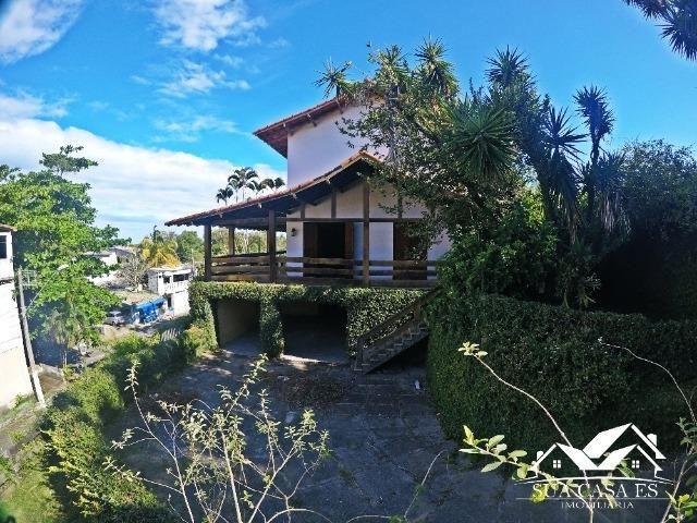 Casa duplex - 7 quartos - com uma linda vista panorâmica para praia de manguinhos