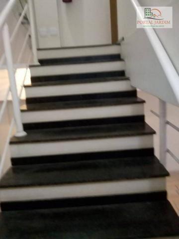 Apartamento com 2 dormitórios para alugar, 50 m² por r$ 1.300/mês - vila alto de santo and - Foto 4