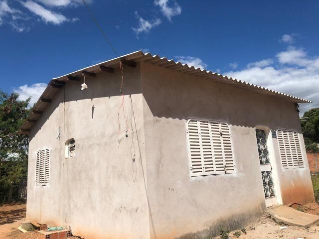 Vendo casa simples no cond. Guirra, Próx ao Setor Sul de Planaltina DF Apenas 78mil - Foto 3