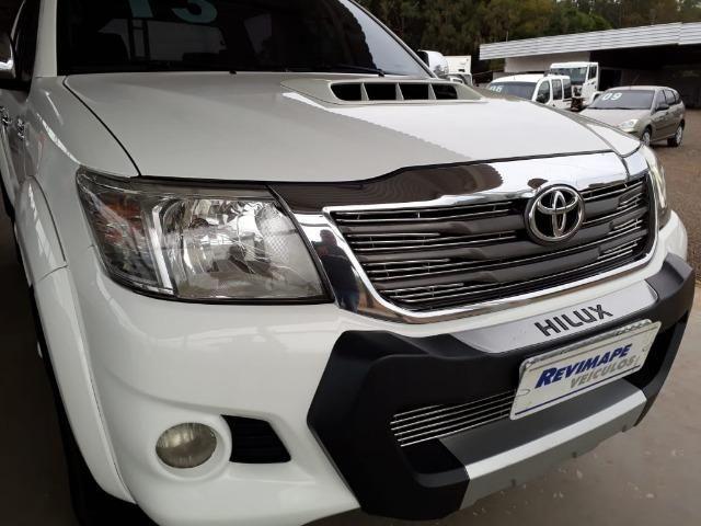 Toyota Hilux SRV 2013 - Foto 2