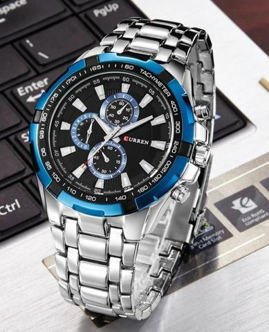 1d9fc6a7ce3 Relógio Masculino de Marca Japonesa Novo -Ótima Oportunidade ...