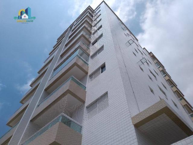 Apartamento residencial para locação, Vila Guilhermina, Praia Grande. - Foto 19