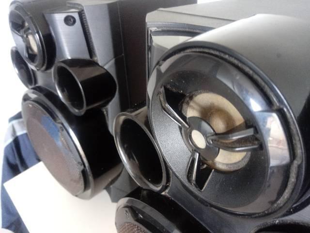 Caixas acústicas LG RaS376bf - Foto 3