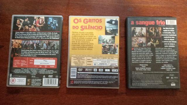 3 Filmes em dvd usados em estado de novo - Foto 2