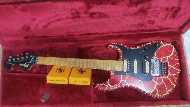Guitarra JA 2 - 1700 pra vender logo