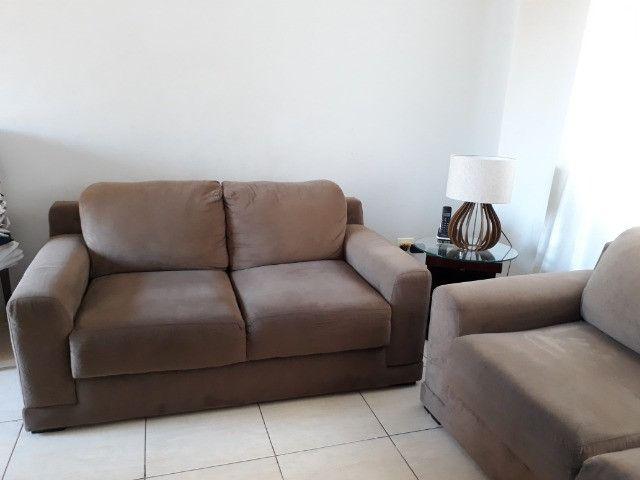Vendo jogo de sofá em tecido - Foto 3