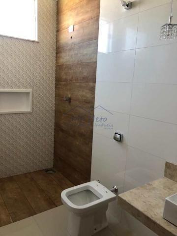 Casa à venda com 3 dormitórios em Vila santa terezinha, Pirassununga cod:10131902 - Foto 8