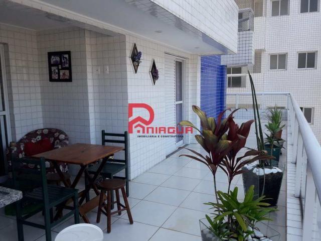 Apartamento à venda com 2 dormitórios em Canto do forte, Praia grande cod:1759 - Foto 15