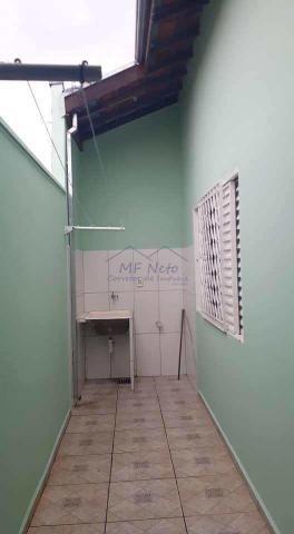 Casa à venda com 2 dormitórios em Jardim redentor, Pirassununga cod:13600 - Foto 13
