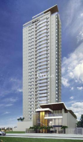 Apartamento com 3 dormitórios à venda, 144 m² por R$ 852.000,00 - Setor Bueno - Goiânia/GO - Foto 3
