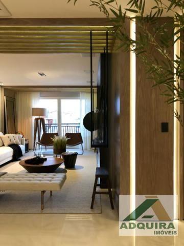Apartamento com 2 quartos no Edificio Renaissance - Bairro Jardim Carvalho em Ponta Gross - Foto 18
