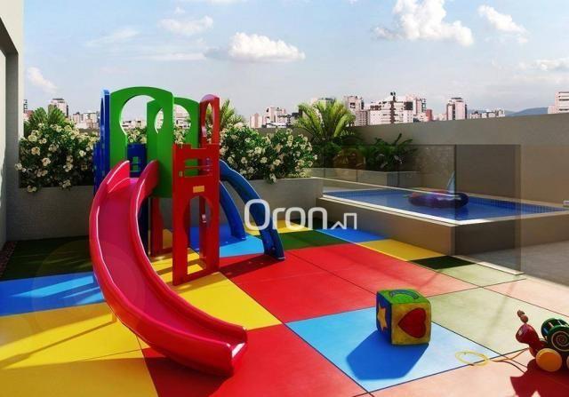 Apartamento com 3 dormitórios à venda, 144 m² por R$ 852.000,00 - Setor Bueno - Goiânia/GO - Foto 11