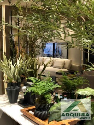 Apartamento com 2 quartos no Edificio Renaissance - Bairro Jardim Carvalho em Ponta Gross - Foto 2
