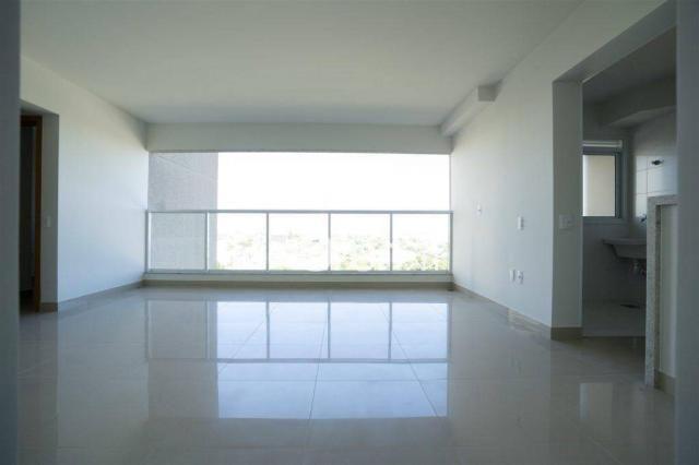 Apartamento com 3 dormitórios à venda, 95 m² por R$ 524.000,00 - Setor Bueno - Goiânia/GO - Foto 3