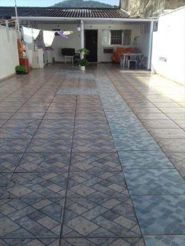 Casa à venda com 1 dormitórios em Vera cruz, Mongaguá cod:346801