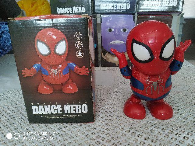 Dance hero do thanos ( ou outros, pode escolher) por 99,90 - Foto 3