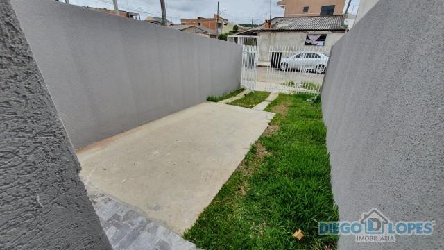 Casa à venda com 2 dormitórios em Campo de santana, Curitiba cod:133 - Foto 4