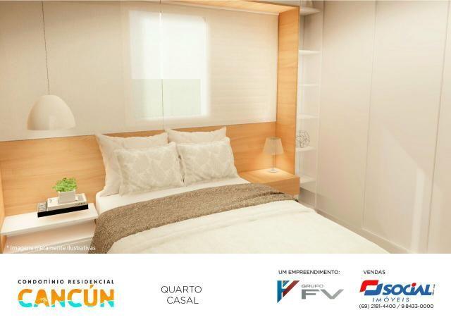 Venda - Condomínio Residencial Cancun - Foto 5
