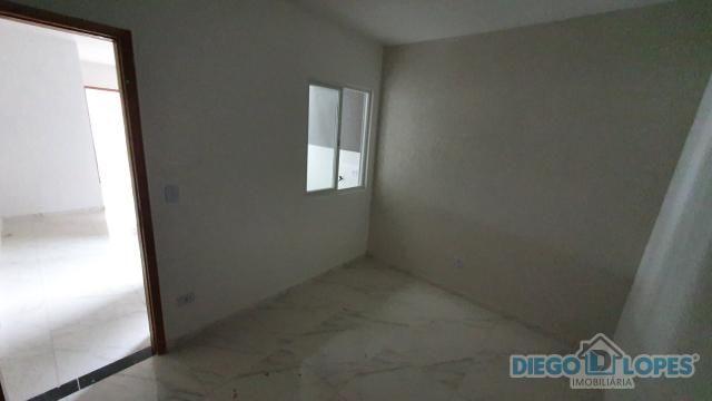 Casa à venda com 2 dormitórios em Campo de santana, Curitiba cod:133 - Foto 8