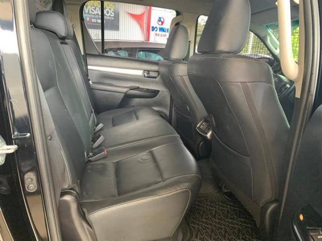 Toyota Hilux Cabine Dupla HILUX CD SRX 4X4 2.8 TDI 16V DIES - Foto 5