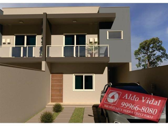 ARV 91 Duplex 3 Qrtos, Médio Padrão, Área gourmet com Churrasqueira, Amplo Quintal, Morada - Foto 5