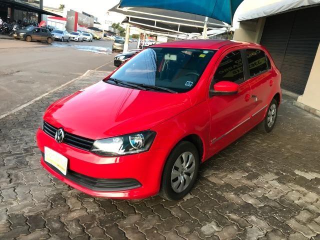 Vw - Volkswagen Novo Gol Comfortline 1.0 Único Dono 2014 - Foto 3