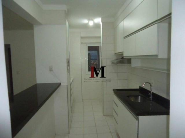 Alugamos apartamento com 3 quartos climatizado e armario de cozinha - Foto 16