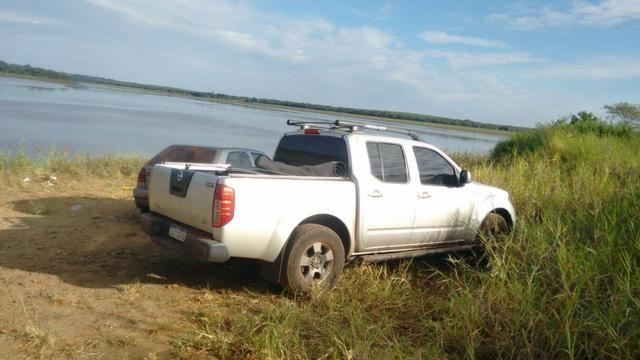 Nissan frontier attack 2012