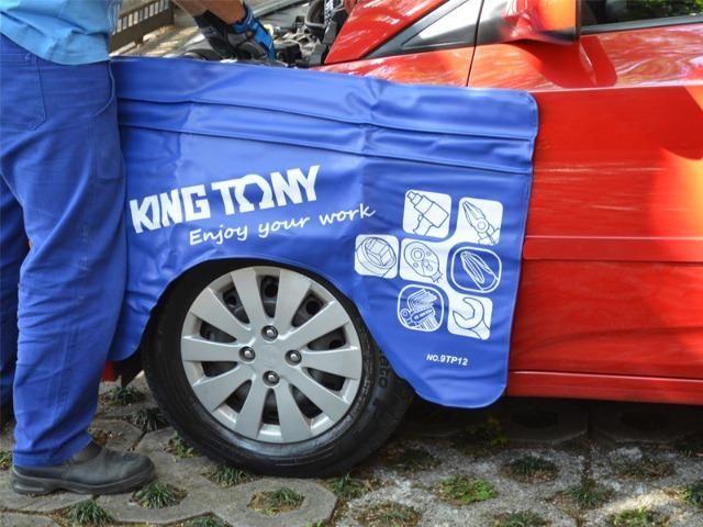 Capa Protetora para Carro - 9TP12 King Tony - Foto 2