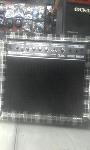 Kit Guitarra e cubo - Foto 2
