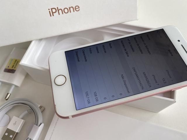 IPhone 7 128Gb Rose - Foto 6