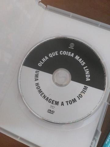 DVD Tom Jobim e O melhor de Um barzinho e um violão - Foto 2