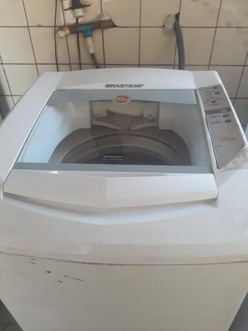 Lavadora 10kg Brastemp
