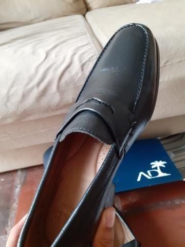 Sapato social masculino Tam. 42 preto - Foto 3