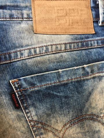 Calça Jeans Dopping Slim Fit 44 - Foto 3