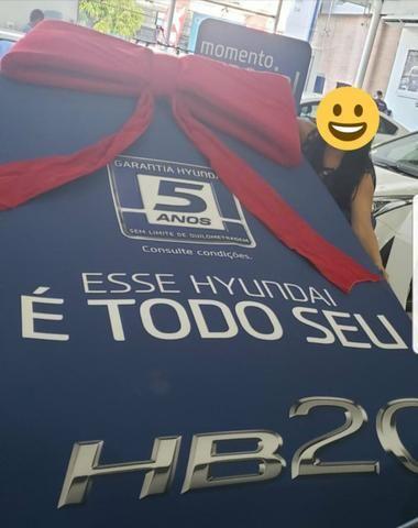 Hyundai HB20 1.0 UNIQUE FLEX 4P MANUAL - Foto 2