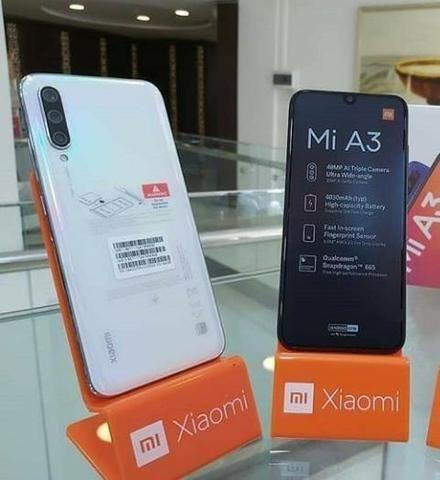 Xiaomi Mi A3 Dual Sim 64 Gb 4 Gb Ram Com Garantia De 6 Meses Azul/Branco - Foto 4