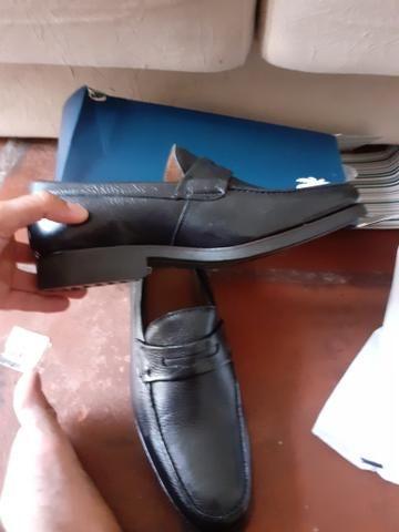 Sapato social masculino Tam. 42 preto - Foto 2