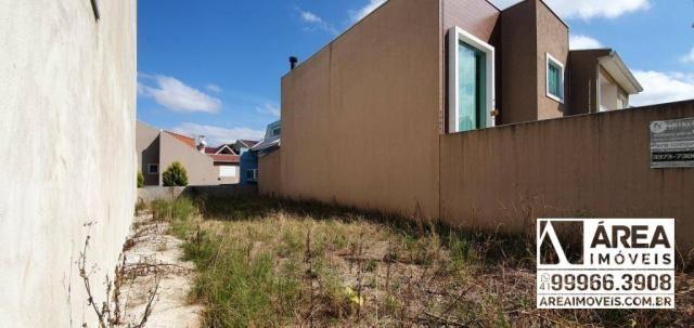 Terreno à venda, 140 m² por R$ 210.000 - Campo Comprido - Curitiba/PR - Foto 4