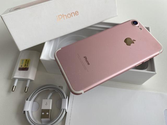 IPhone 7 128Gb Rose - Foto 4